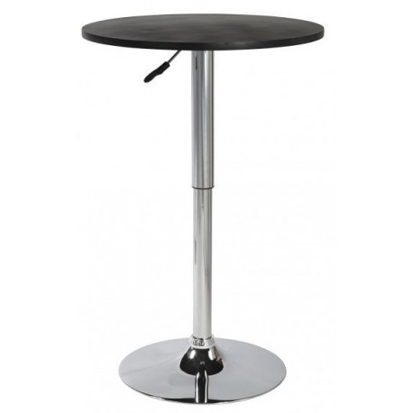 TABLE D'APPOINT DE BAR RONDE